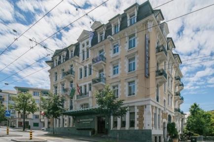 Hotel Mirabeau - Lausanne